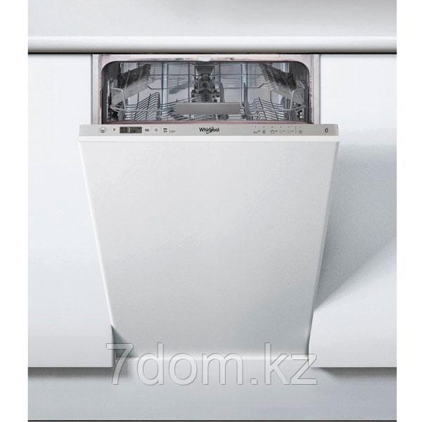 Встраиваемая посудомойка 45 см Whirlpool WSIO 3O23 PFE