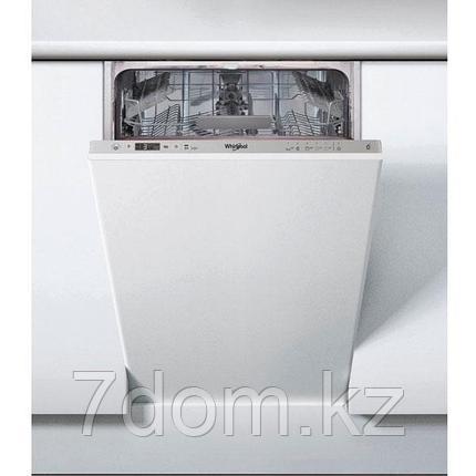 Встраиваемая посудомойка 45 см Whirlpool WSIO 3O23 PFE, фото 2