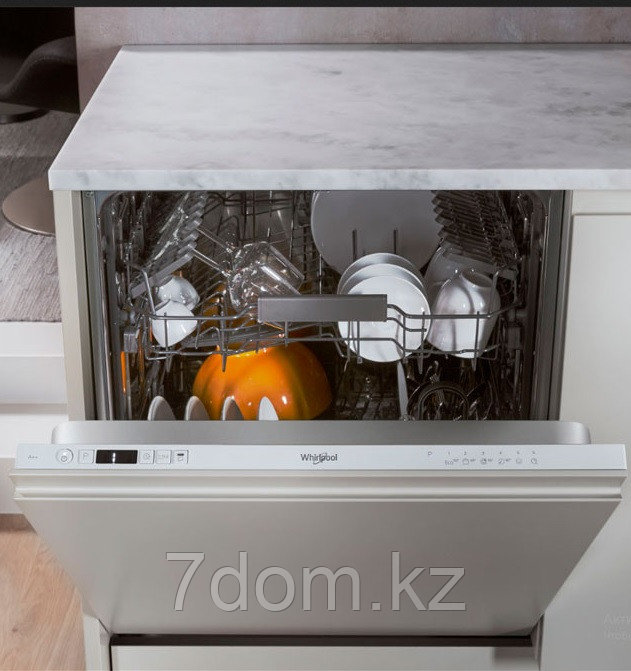 Встраиваемая посудомойка 60 см Whirlpool WIC 3T224 PFG