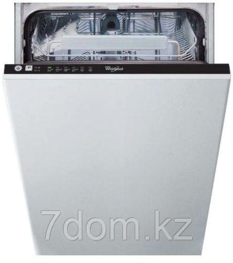 Встраиваемая посудомойка 60 см Whirlpool WIE 2B19