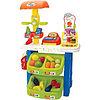 Детский Овощной Магазин, многофункциональный набор с кассой