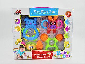 Погремушки Baby Toys
