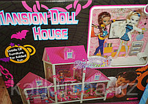 Домик для кукол Monster High + 2 куклы Monster High!(аналог)