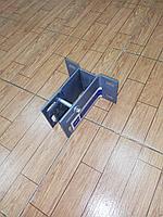 Кронштейн ККСУ для фасадной стойки с вылетом 80 мм