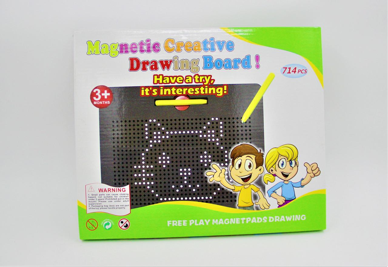 """Магнитная доска - мозаика """"Magnetic Creative Drawing Board"""""""