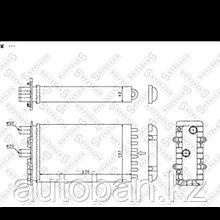 Радиатор печки Volkswagen TRANSPORTER T4