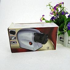 Ножеточка электрическая «Острые грани» 2 в 1 (на батарейках), фото 3