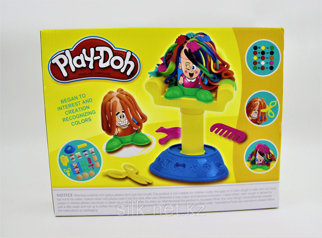 """Набор для лепки """"Play-doh"""" - фото 1"""