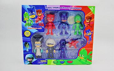 Персонажи  PJMASKS superhero suit