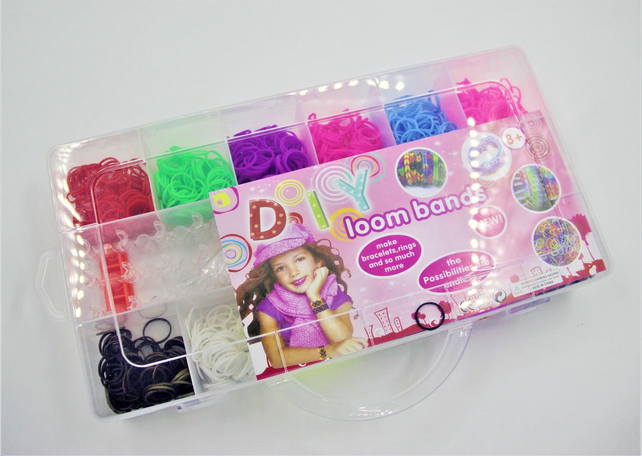 """Резиночки для плетения браслетов """" DIY"""" - фото 1"""