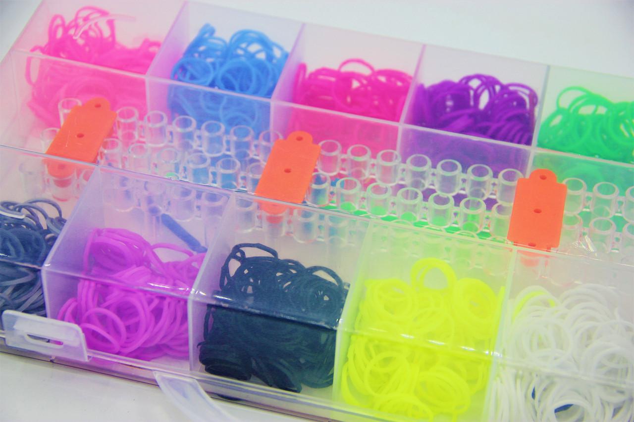 """Резиночки для плетения браслетов """" DIY"""" - фото 3"""