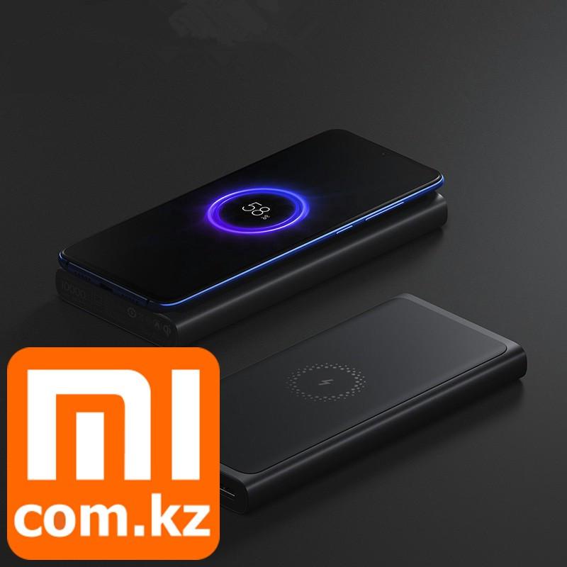 Портативная зарядка + беспроводная зарядка Xiaomi Mi Wireless Power bank 10000mAh. Оригинал.