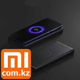 Портативная зарядка + беспроводная зарядка Xiaomi Mi Wireless Power bank 10000mAh. Оригинал. Арт.6193