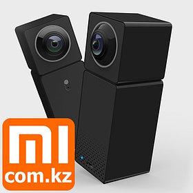 IP-камера двойная Xiaomi Mi XiaoFang Smart Dual Camera 360, смарт. Для видеонаблюдения. Оригинал.