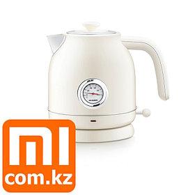 Ретро-чайник с температурным датчиком Xiaomi Mi Qcooker Electric Kettle. Оригинал. Арт.6188