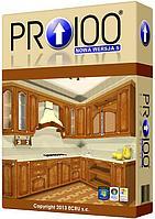 Мебельное проектирование в программе PRO100 и карты раскроя в Cutting