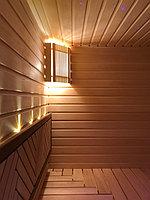 """Финская сауна """"ЗВЕЗДНОЕ НЕБО"""" (с парообразователем). Премиум дизайн. Размер = 2,3 х 2,4 х 2,2 м. Адрес: г. Алматы, мкр-н Ерменсай. 20"""
