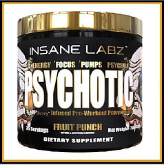 Insane Labz Psychotic GOLD (35 порций)