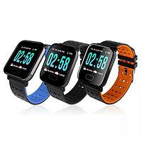Сенсорные умные часы-телефон Smart-Watch A6