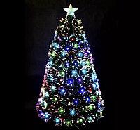 Елки светящиеся новогодние размер 1,80см
