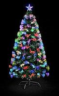 Елки новогодние светящиеся размер 2,10см