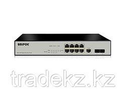Коммутатор управляемый для систем видеонаблюдения UNIPOE PM110GM