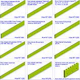 Ножи среднего отвала на XCMG GR-215, фото 6