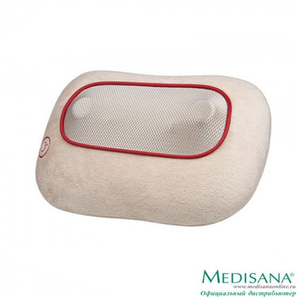 Массажная подушка шиатсу Medisana Ecomed MC-81E, фото 2