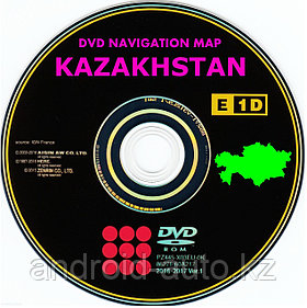 2020 DVD Диск Навигации для TOYOTA LAND Cruiser 200 (2007-2009)
