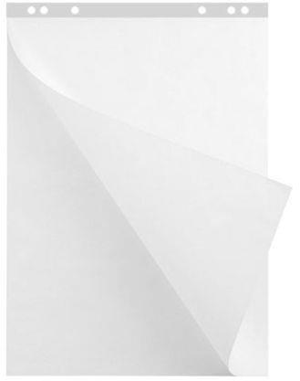 Блок бумаги для флипчарта Berlingo 67*92 белый, 20листов, фото 2
