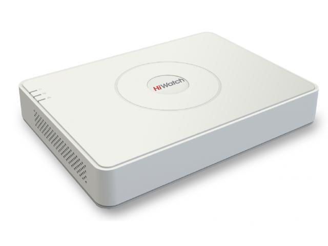 Видеорегистратор HiWatch DS-N208P