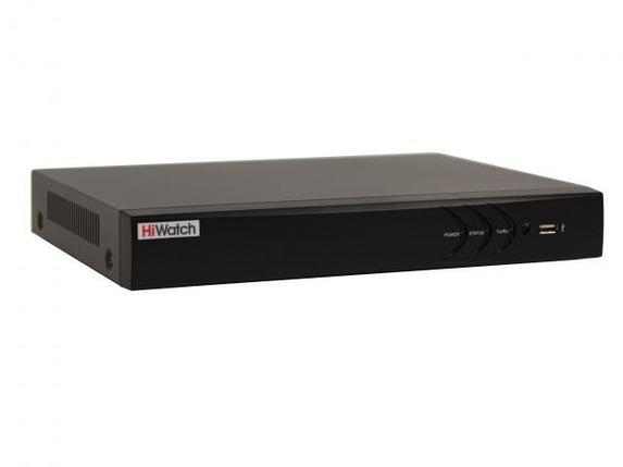 Видеорегистратор HiWatch DS-N308/2, фото 2