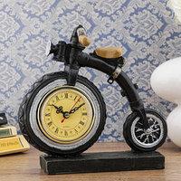 Часы настольные 'Велосипед', 21х20 см