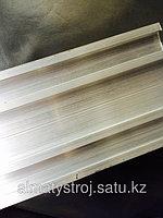 Т-профиль алюминиевый с пазами 2,0 мм