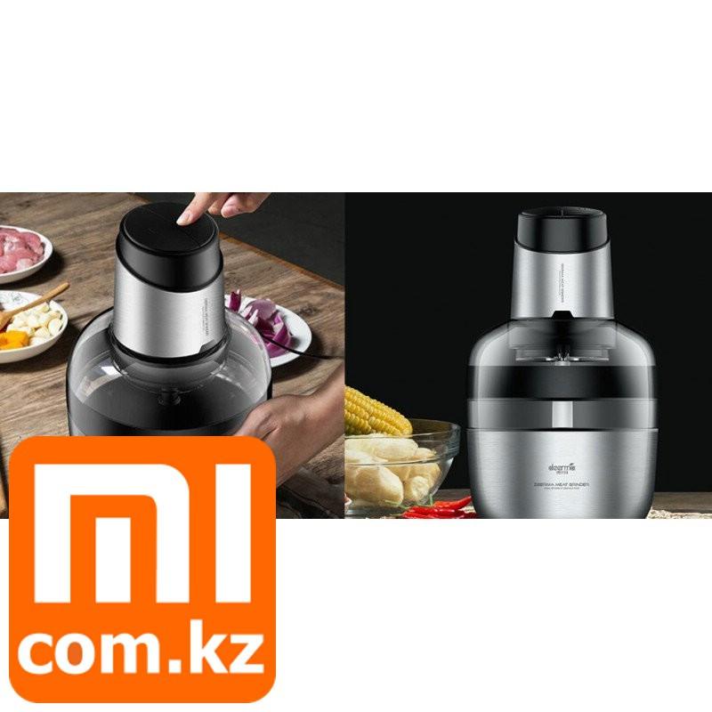 Мясорубка и блендер Xiaomi Mi Deerma Meat Grinder. Оригинал. Арт.6000