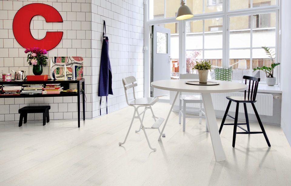 Паркетная доска Upofloor Art Design Дуб White Marble 3S