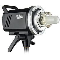 Вспышка импульсная студийная Godox MS200, фото 1