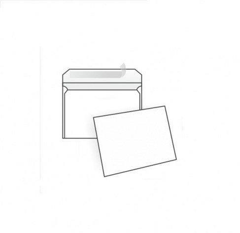 Конверт С5, 162*229, белый,80 гр, отрывная лента, тангир, клапан по короткой стороне., фото 2