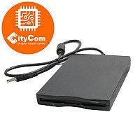 """Внешний USB floppy дисковод, 3.5"""" FDD 1.44Mb флопи драйв Арт.1309"""
