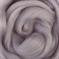 Шерсть для валяния (106 жемчужный), 50 г