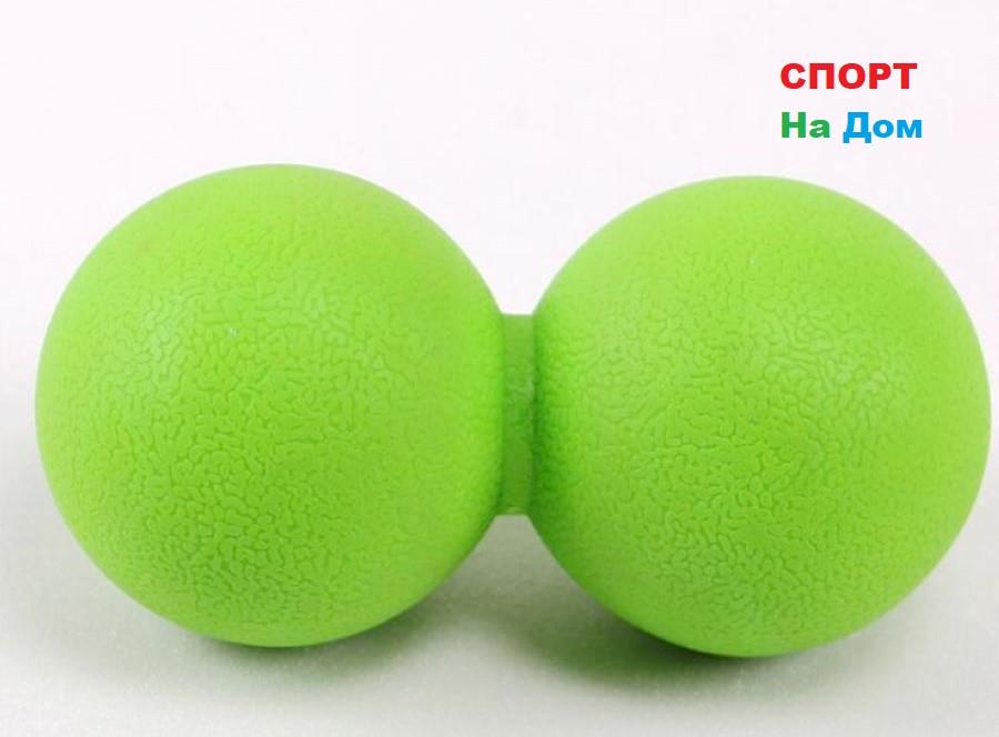 Массажный мячик для фитнеса Massage Ball (цвет зеленый)
