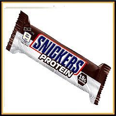 Протеиновый батончик Snickers Protein