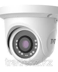 Купольная AHD камера видеонаблюдения TVT TD-7524AE2 (D-IR1)