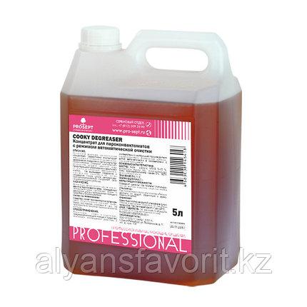 Cooky Degreaser- моющее средство для пароконвектоматов с режимом автоматической очистки.5 литров РФ, фото 2