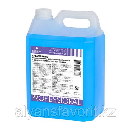 Splash Shine - ополаскиватель для пароконвектоматов с режимом автоматической очистки.5 литров.РФ, фото 2