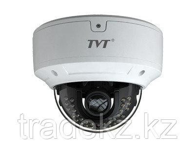 Купольная AHD камера видеонаблюдения TVT TD-7543AE (D/FZ/IR2)