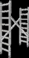 Комплект для увеличения высоты вышки-туры до 5м