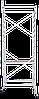 Вышка-тура алюминиевая 5,12 м, фото 2