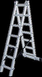 Лестница двухсекционная 2х7