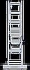 Лестница двухсекционная 2х7, фото 8